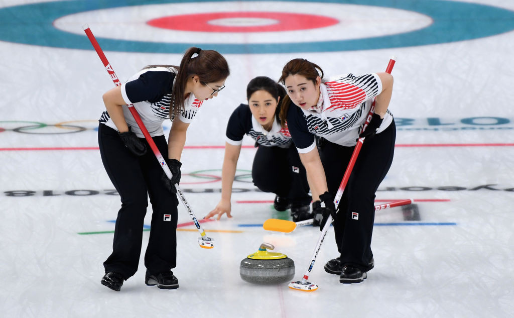 Three South Korean curling officials handed life ban for abusing women's team