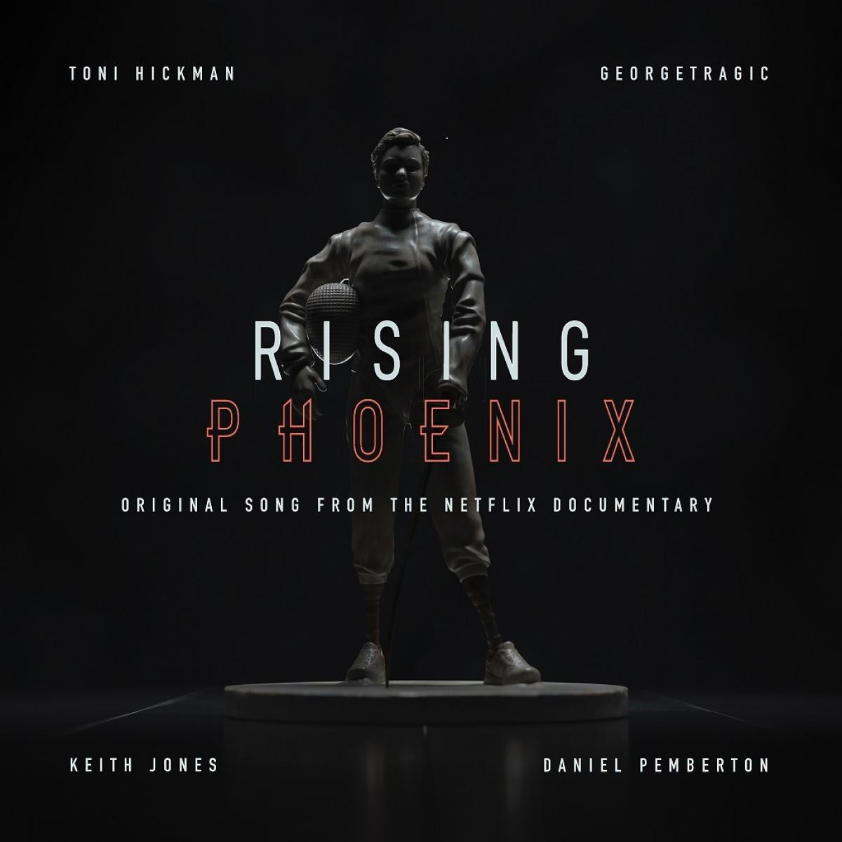 Rising Phoenix, the film about the Paralympic Games released by Netflix in August, has been nominated for a music award at this year's Independent Documentary Awards ©Netflix