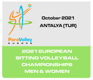 Antalya is due to host the 2021 European Sitting Volleyball Championships ©ParaVolley Europe