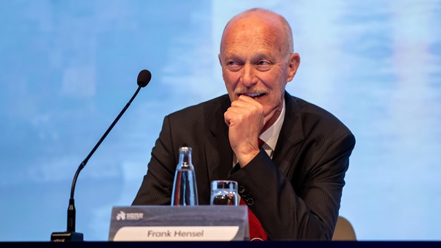 Frank Hensel, the chief executive of the 2009 IAAF World Championships in Berlin, has died at the age of 70 ©Getty Images