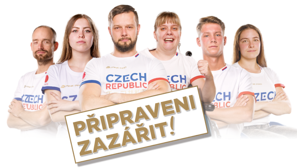 Czech Paralympic Committee launch new awareness media campaign