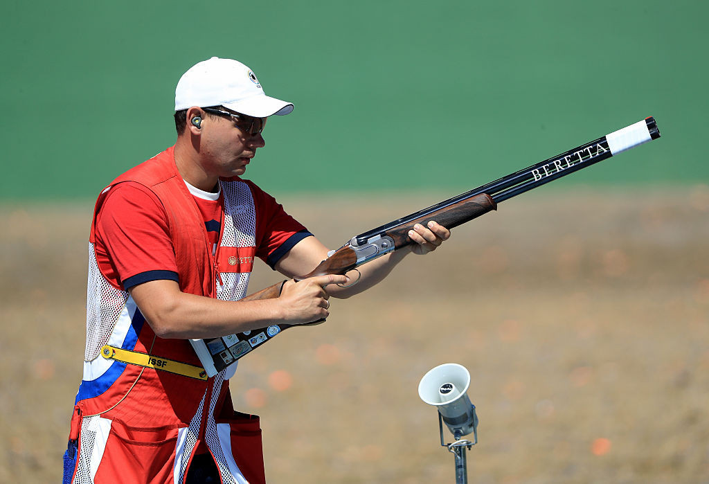 The number of shooting events at the Olympics would grow to 16 if the ISSF's skeet proposal is accepted ©Getty Images