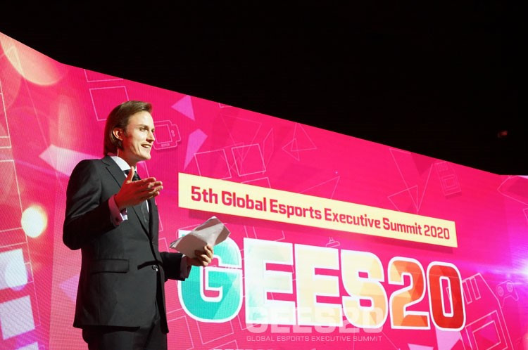 This year's Global Esports Executive Summit has been successfully held in a hybrid format ©IESF