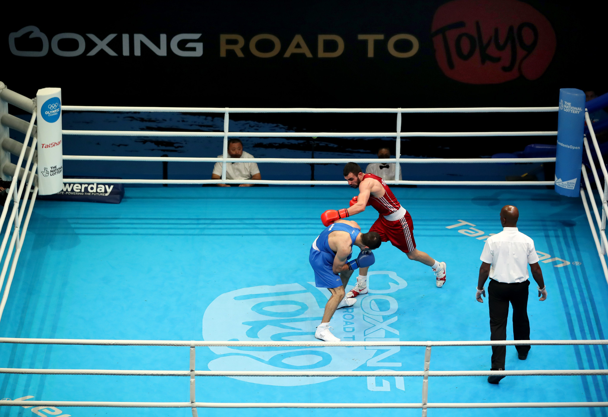 The European Olympic boxing qualifying tournament for Tokyo 2020 is expected to resume at the point where it was halted in April 2021 ©Getty Images