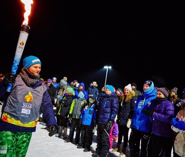 Lillehammer 2016 Torch Relay begins with special event in Alta