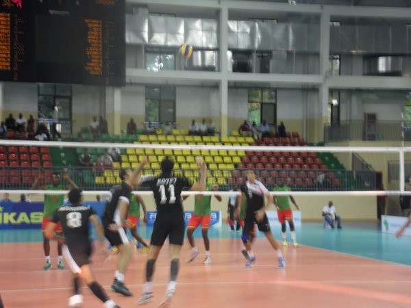 Egypt close on Rio 2016 place after reaching Men's African Olympic Volleyball Qualification tournament final