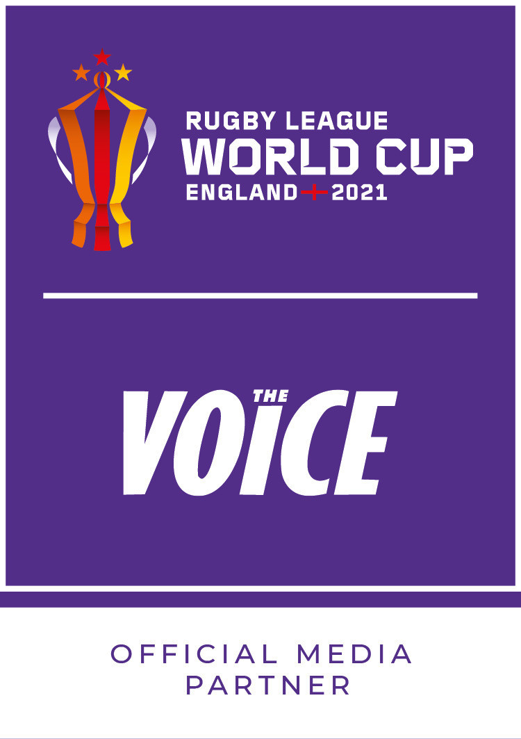 Britain's only national black newspaper becomes first media partner of 2021 Rugby League World Cup