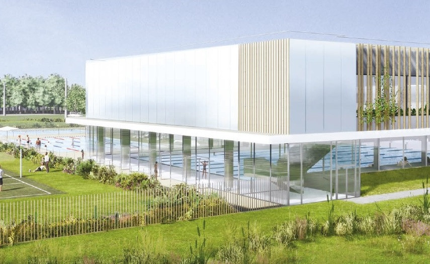 Contract to construct Marville Aquatics Centre for Paris 2024 awarded to consortium of companies