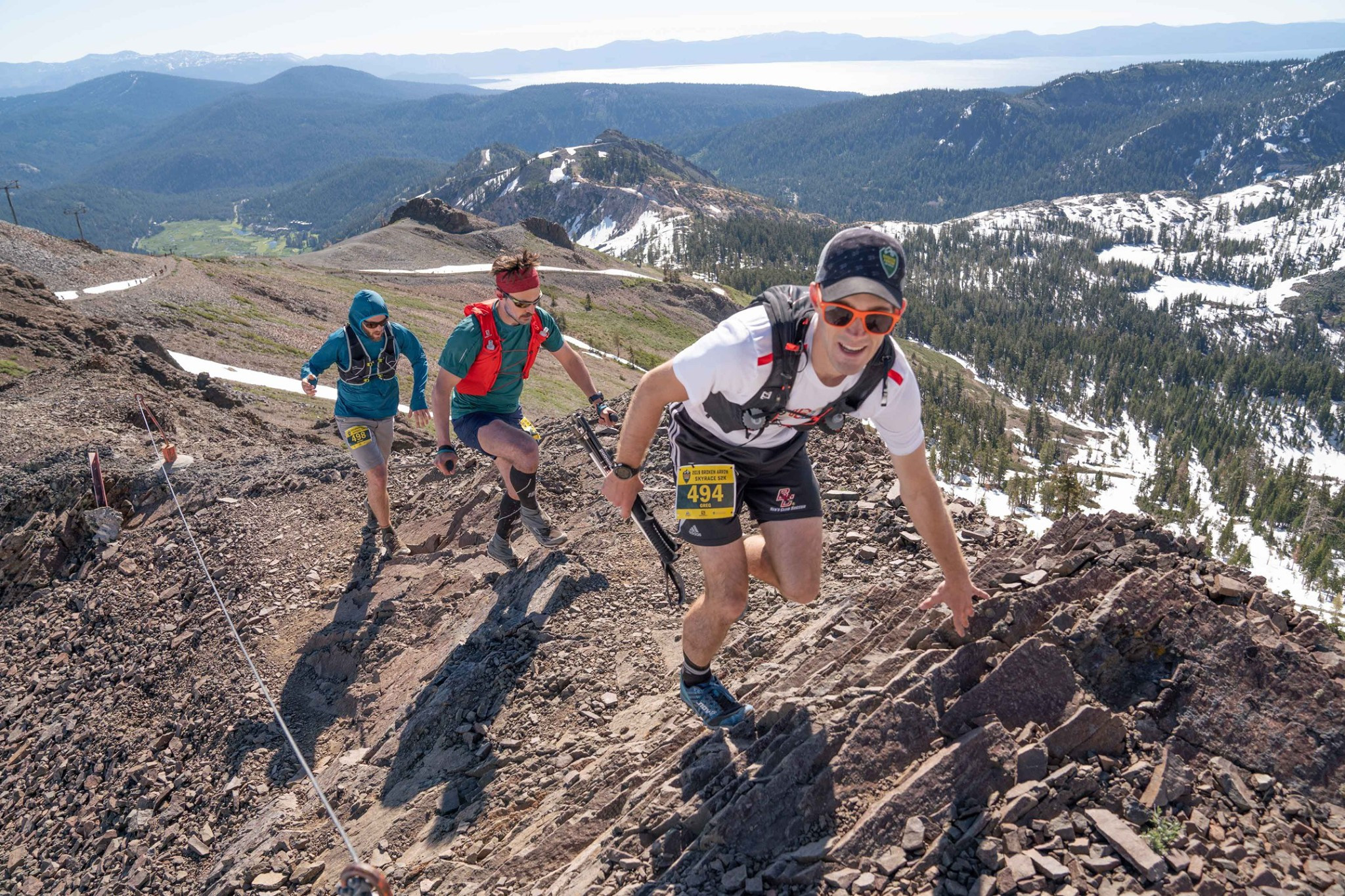 The new WMRA World Cup season is due to open with the Broken Arrow Skyrace in Squaw Valley - the only event scheduled for outside Europe ©Broken Arrow Skyrace