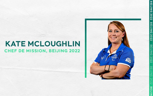 McLoughlin to remain as Australian Chef de Mission at Beijing 2022 after Tokyo 2020