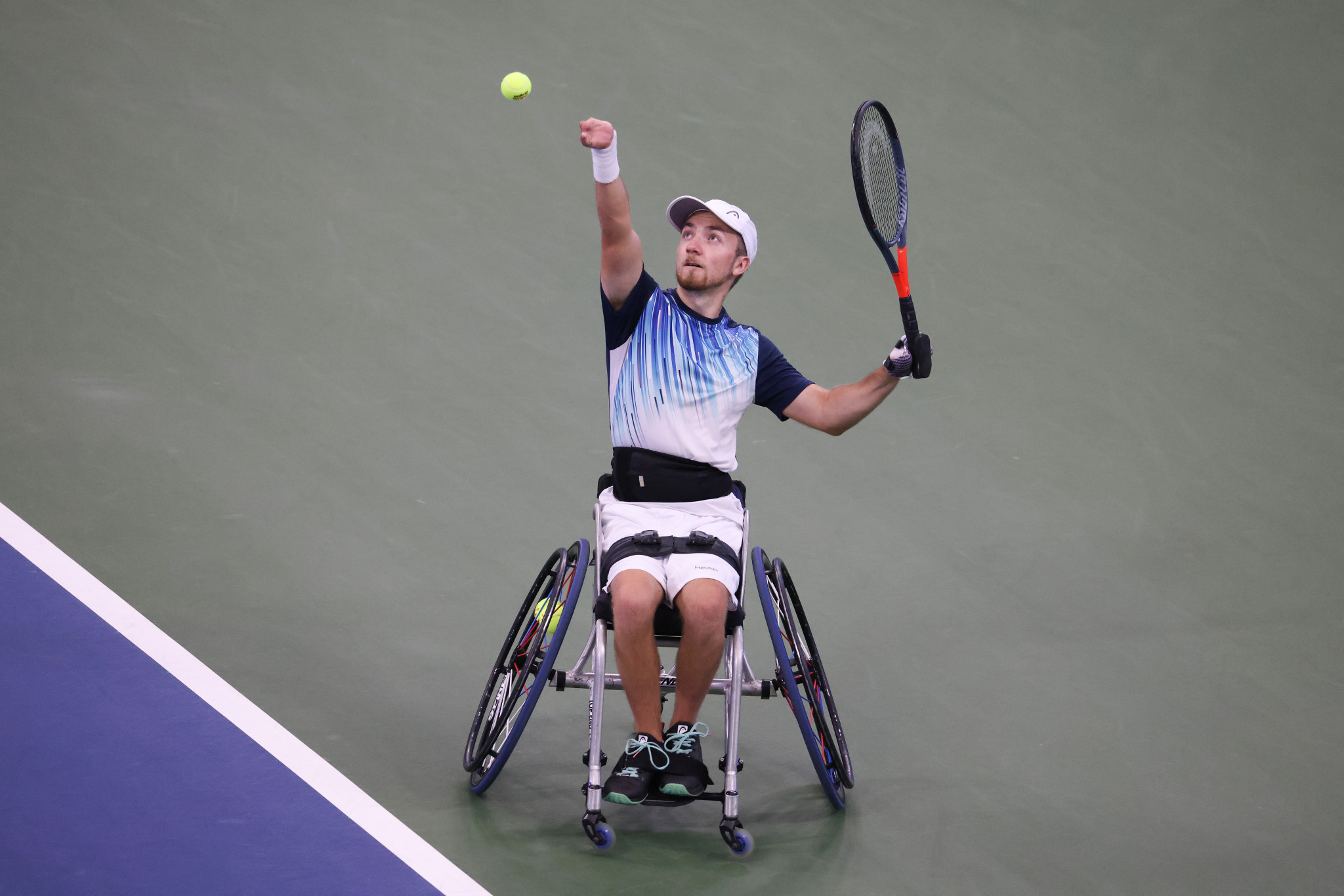 Voting underway to elect Wheelchair Tennis Player Council