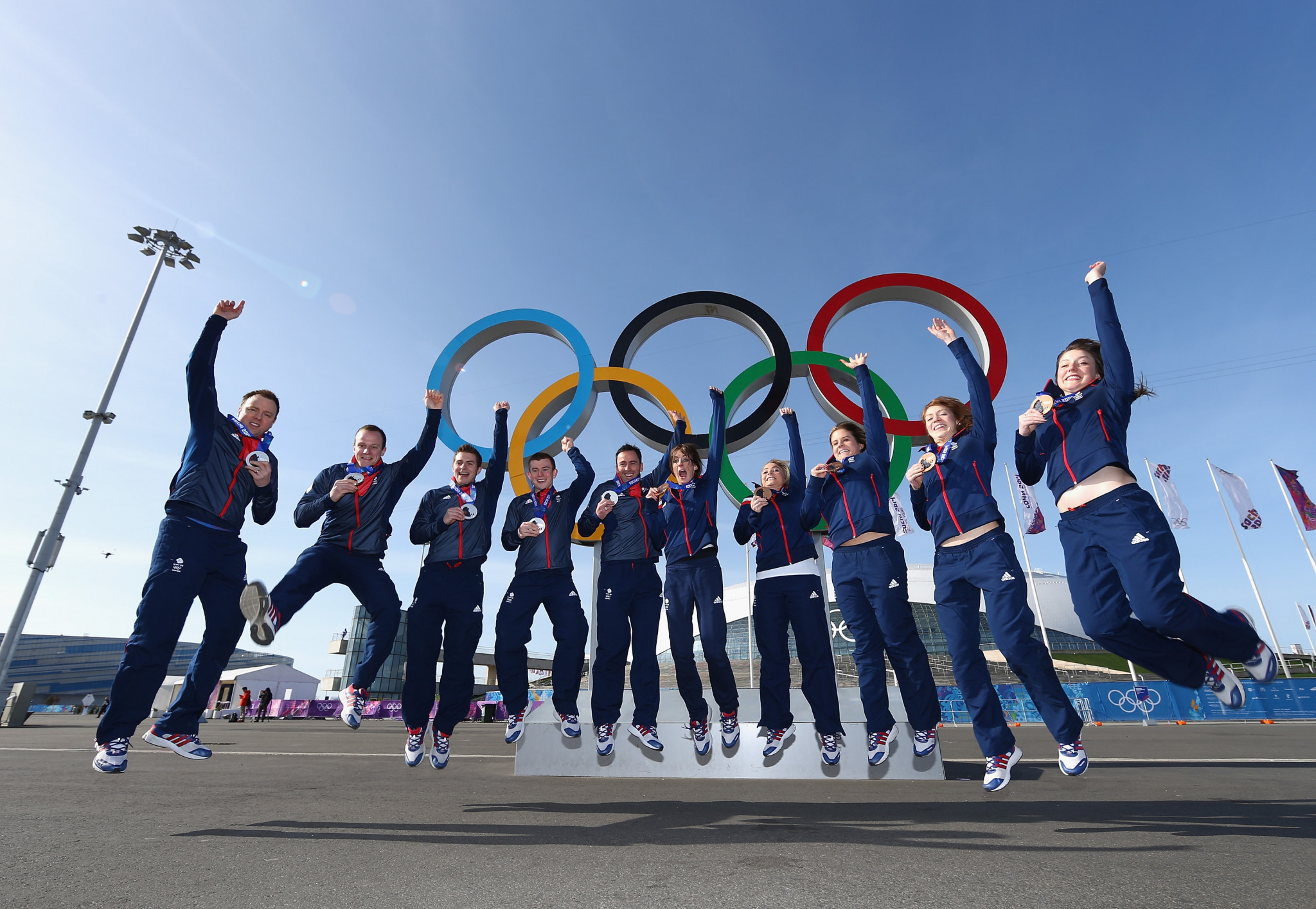 The British Olympic Association has released its latest financial report ©Getty Images