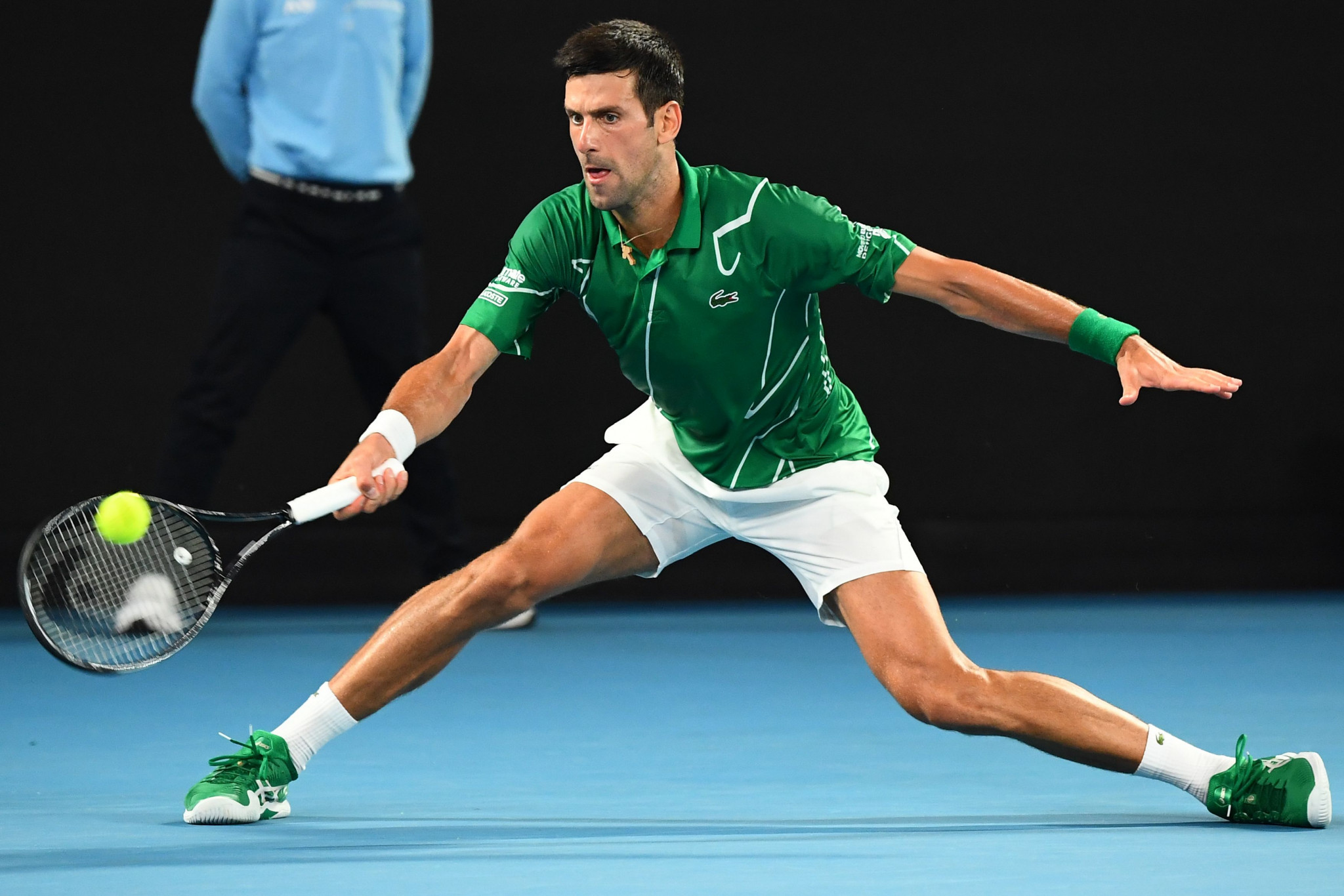 Serbia's Novak Djokovic was the winner of the men's competition at the 2019 Australian Open ©Getty Images