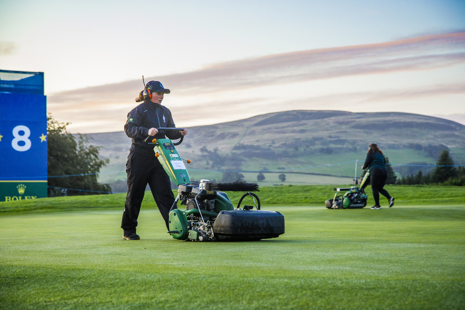 LPGA and LET announce long-term agreement with John Deere
