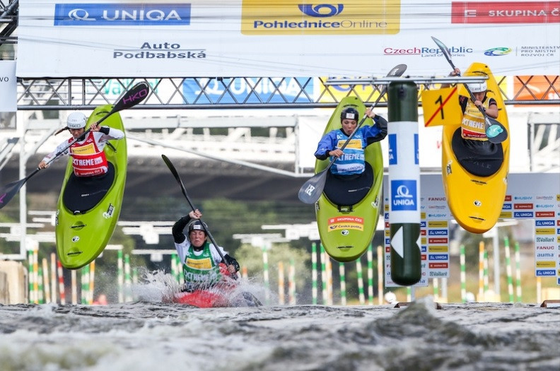 Extreme canoe slalom has been proposed for inclusion at Paris 2024 ©ICF