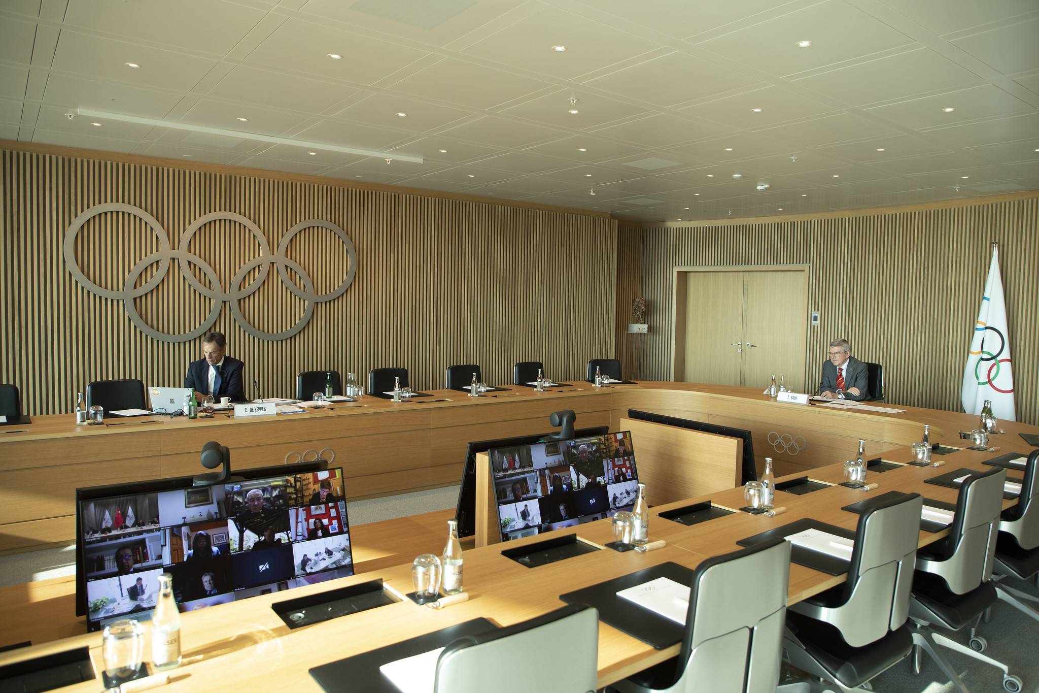 The IOC Executive Board will confirm the Paris 2024 programme on Monday ©IOC