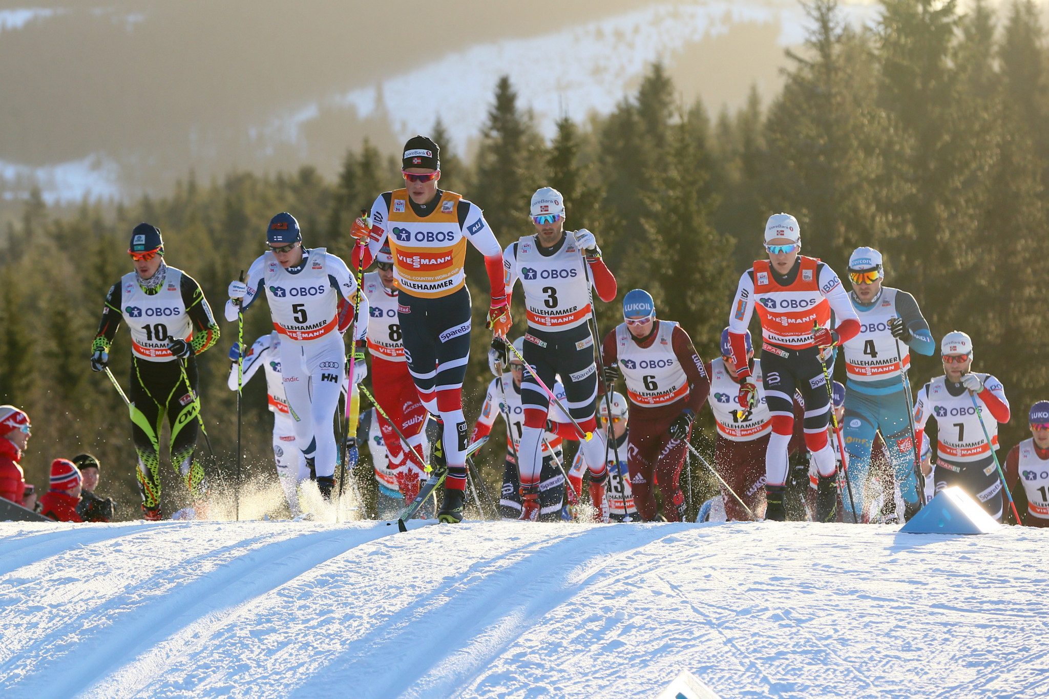 Norway, Sweden and Finland have all withdrawn from two upcoming Cross-Country World Cup events ©Getty Images