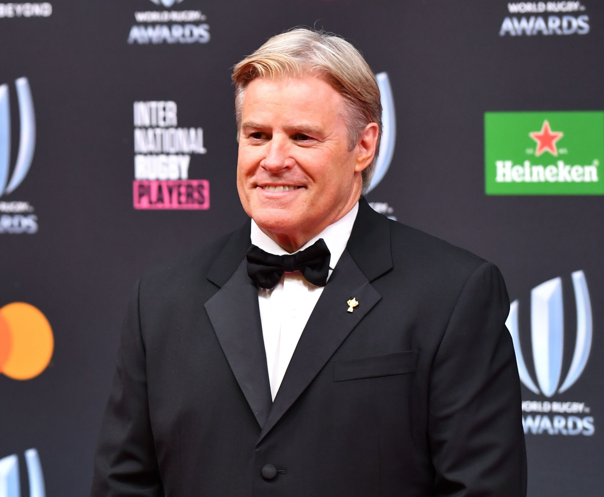 Chief executive Gosper to leave World Rugby for NFL role