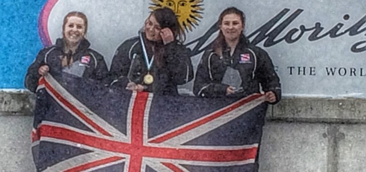 Britain's bobsledders to start Lillehammer 2016 top-ranked after winning Youth Series