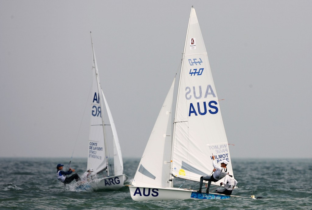 Bob Oatley's contribution to Australia's sailing success at Beijing 2008 and London 2012 has been praised