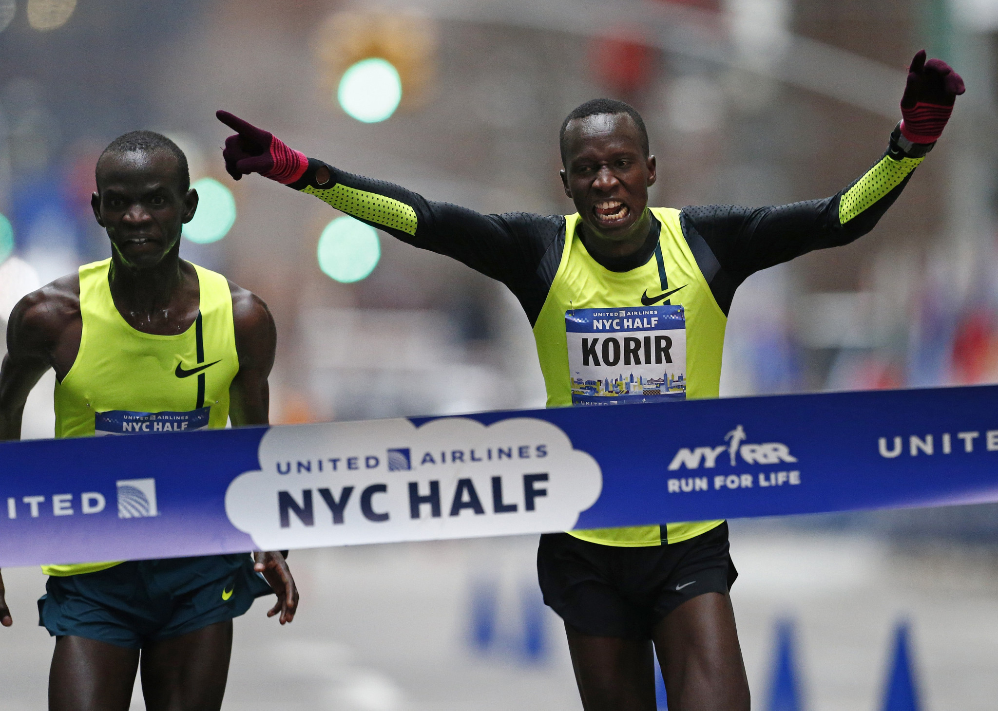 New York City Half Marathon cancelled again as US sets record for COVID-19 deaths
