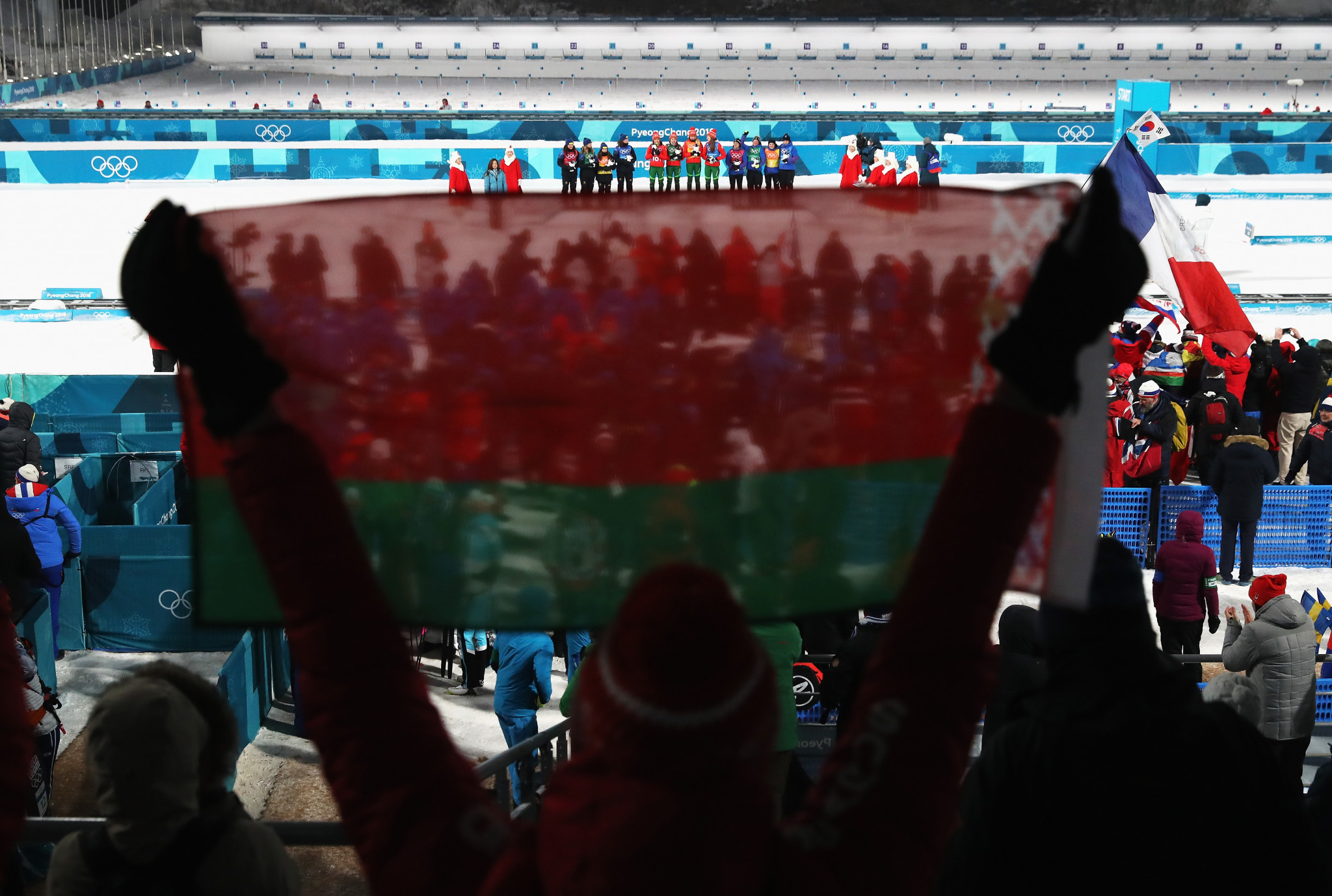 Belarus Sports Solidarity Foundation dismisses claims sport and politics can be separate