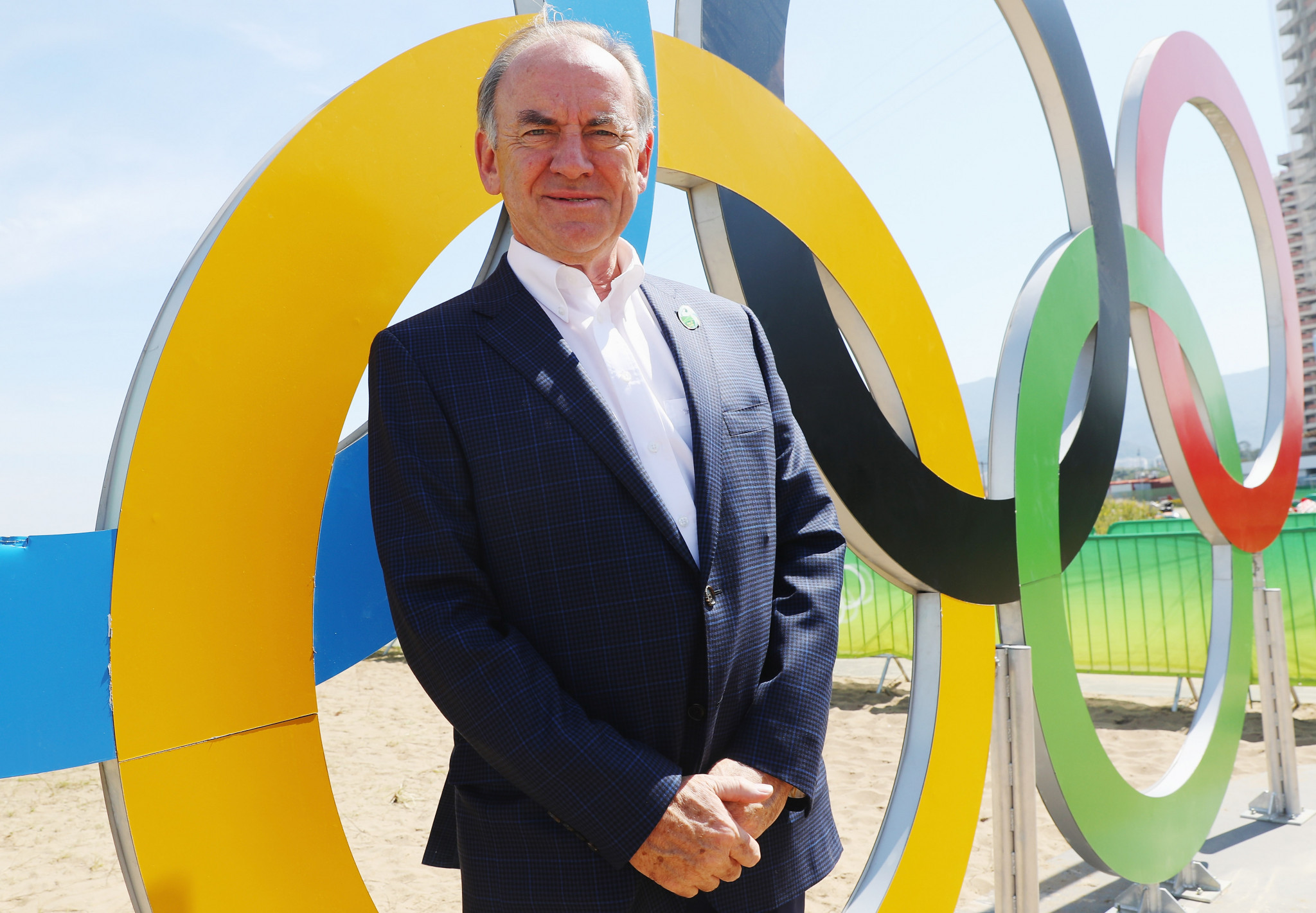 Retiring International Golf Federation President Peter Dawson believes golf is now firmly established in the Olympic programme ©Getty Images