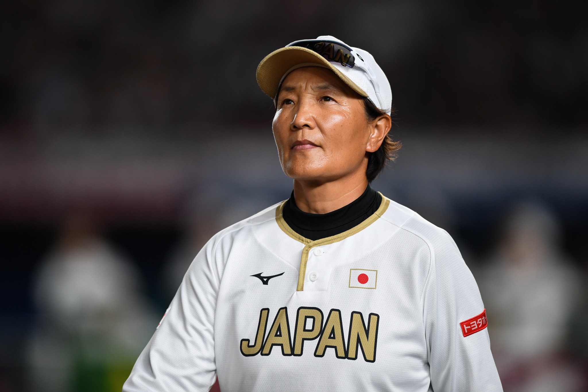 "Japanese softball coach admits to being ""worried"" over impact of pandemic on Tokyo 2020 preparations"