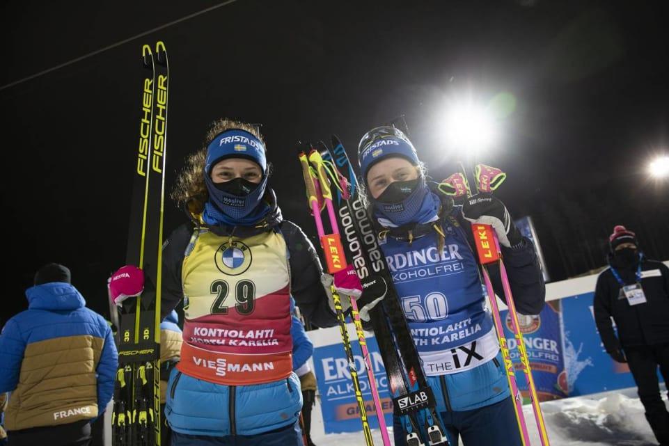 Öberg and Bø siblings dominate sprint events at IBU World Cup in Kontiolahti