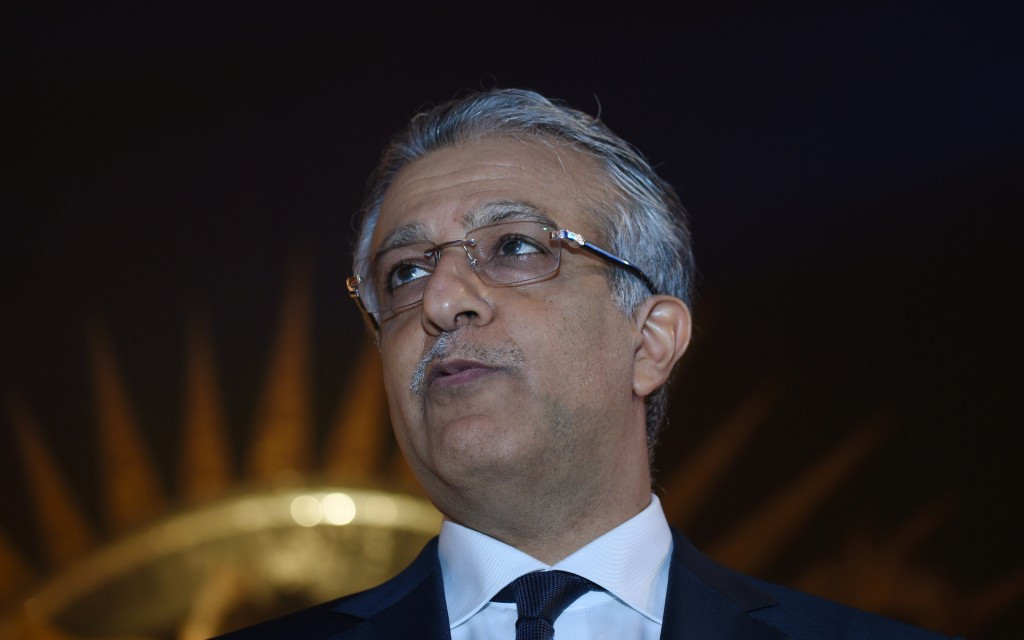 FIFA Presidential candidate Shaikh Salman Bin Ibrahim Al-Khalifa says he would revisit the 2018 and 2022 World Cup bid processes if serious wrongful conduct is proven by a court of law ©Getty Images