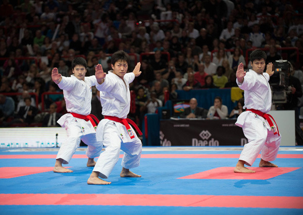 New WKF video details COVID-19 guidelines for karate's return