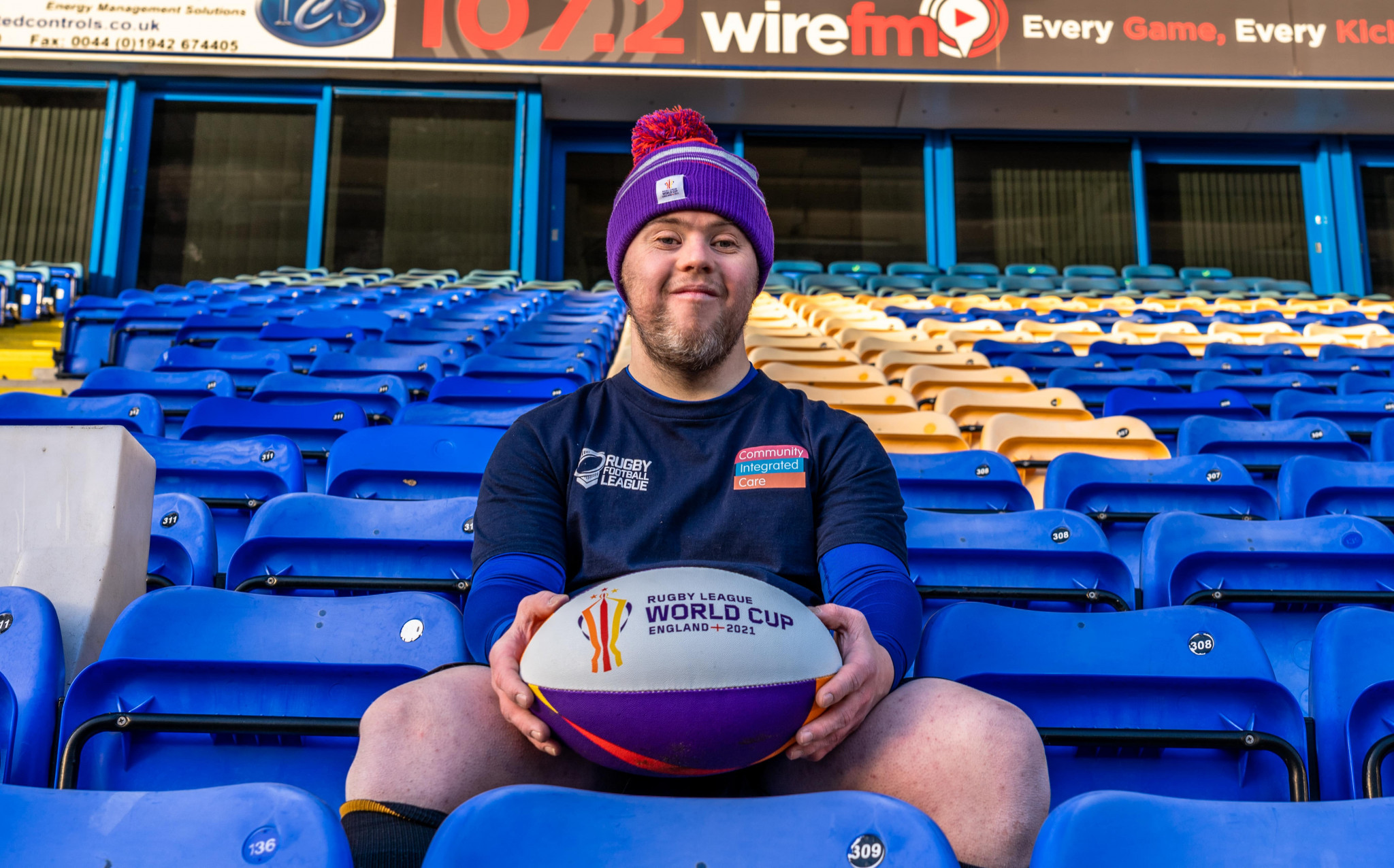 Volunteer programme launched ahead of 2021 Rugby League World Cup