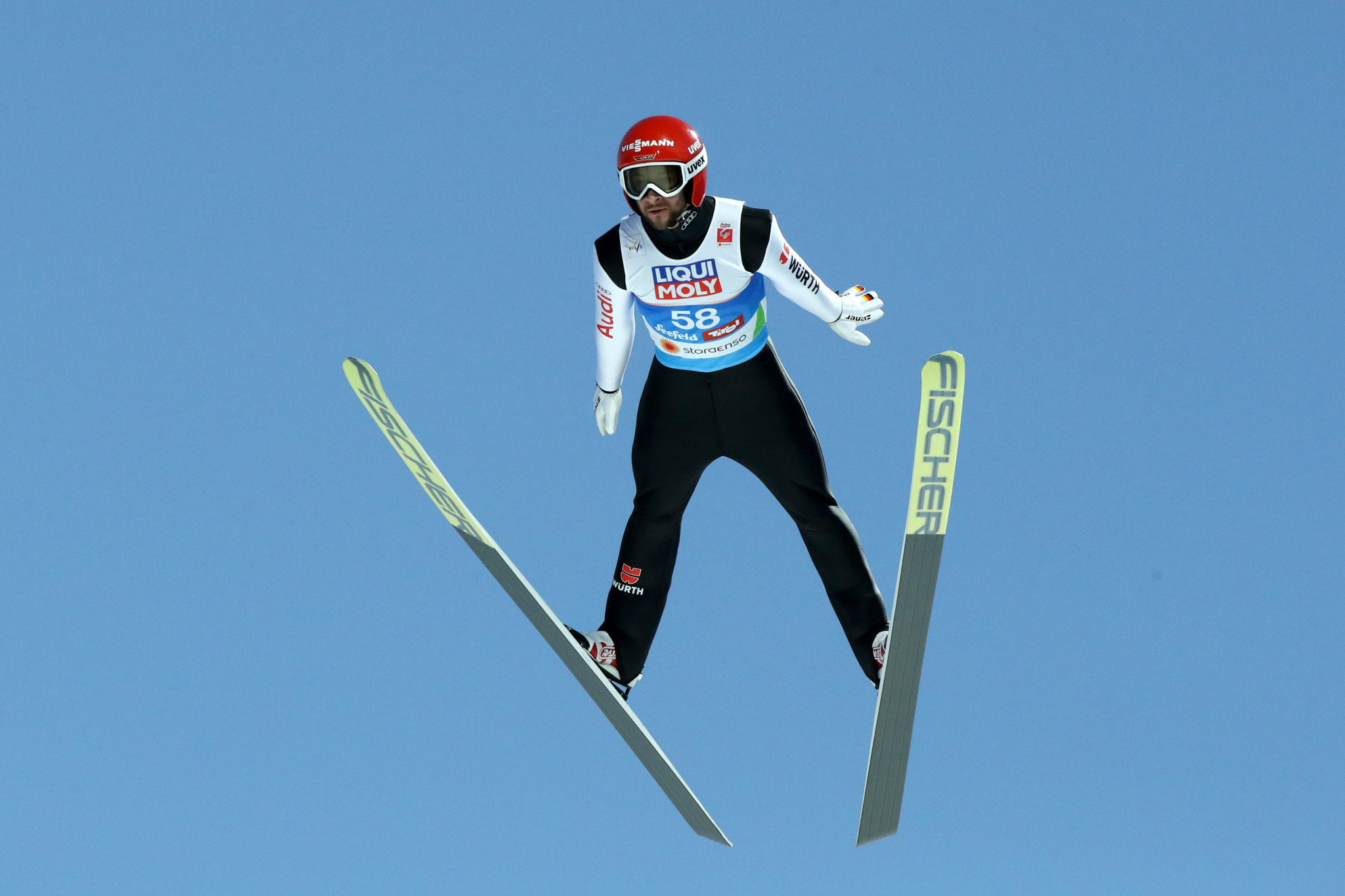 Qualifying a formality as Eisenbichler stars in Nizhny Tagil Ski Jumping World Cup leg
