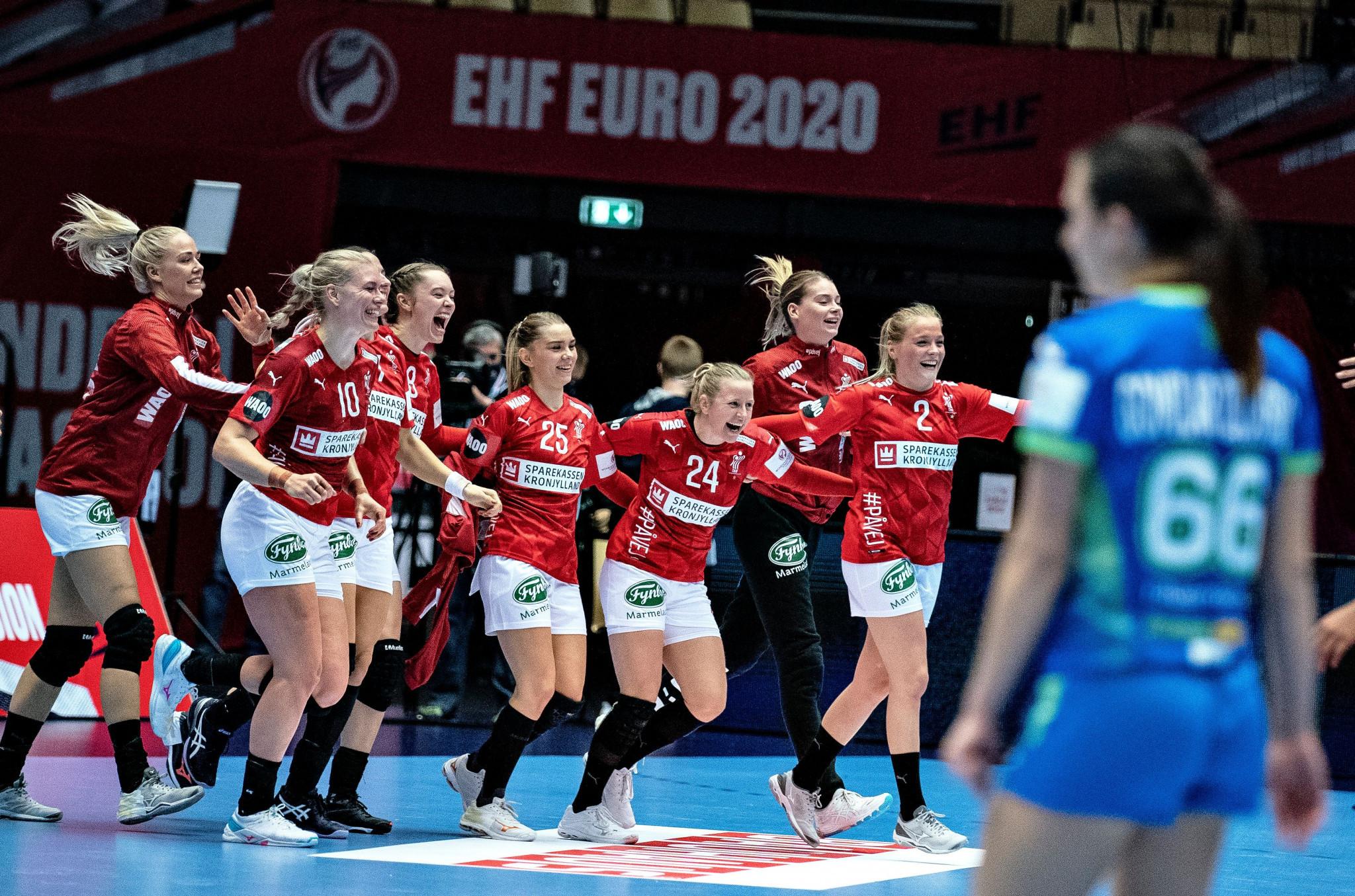 Serbia game at European Women's Handball Championship postponed over positive COVID-19 tests