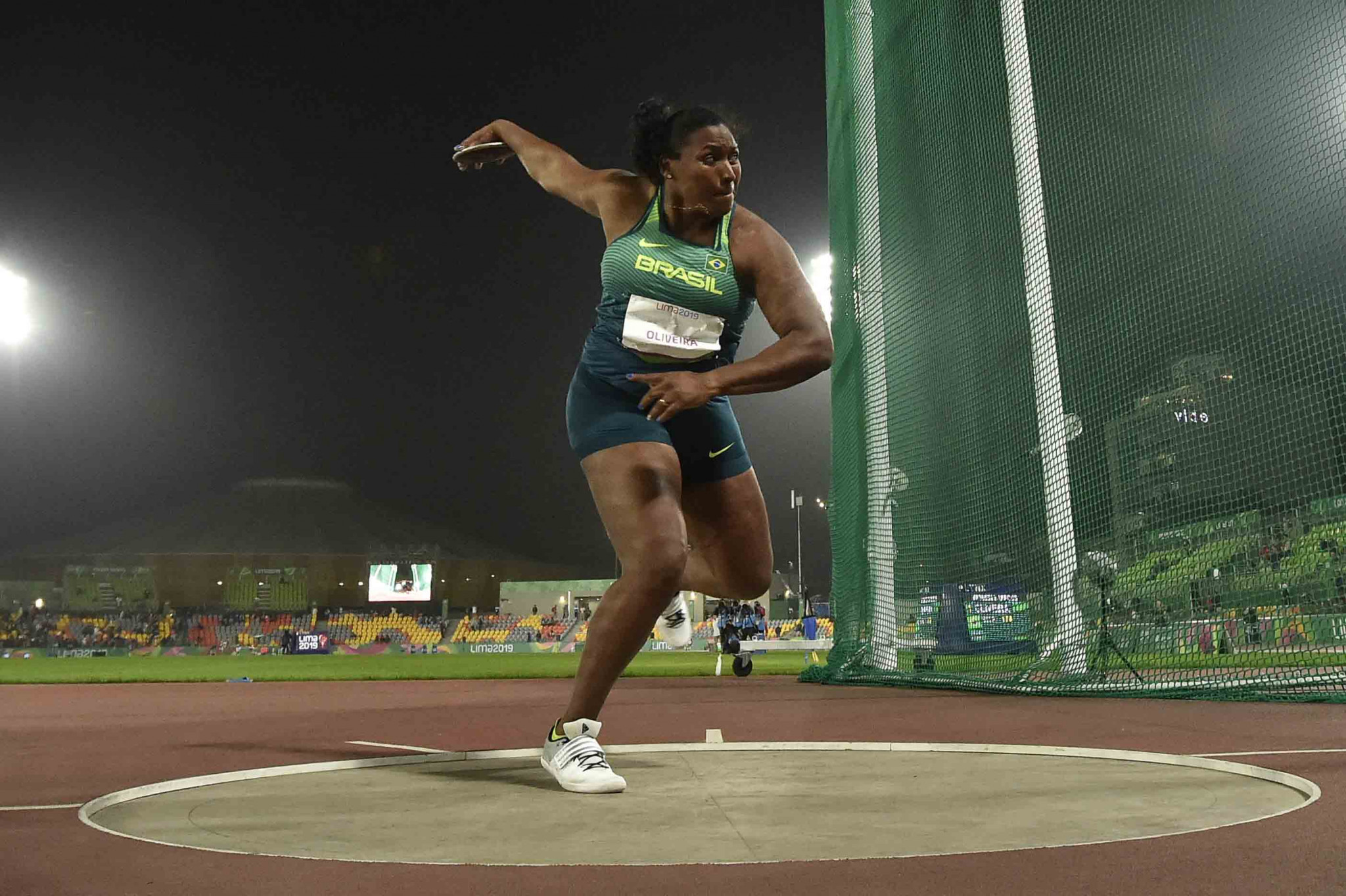 Brazilian discus thrower De Morais serves 16-month doping ban