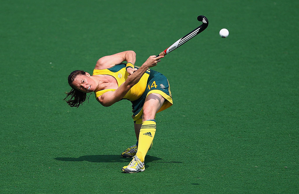 Former player Nicole Arrold has raised concerns regarding the culture within Australian hockey ©Getty Images