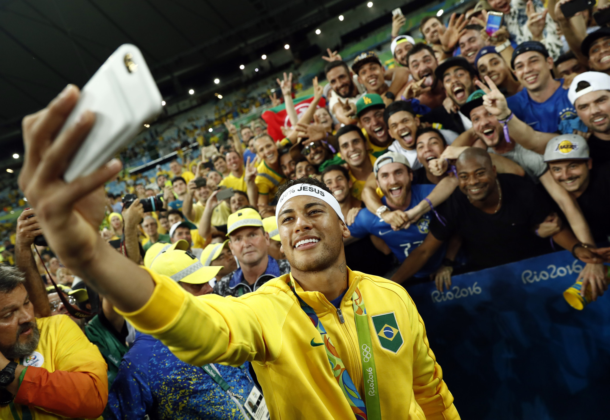 Neymar was seen as key to Brazil's triumph at the Rio 2016 Olympic Games ©Getty Images