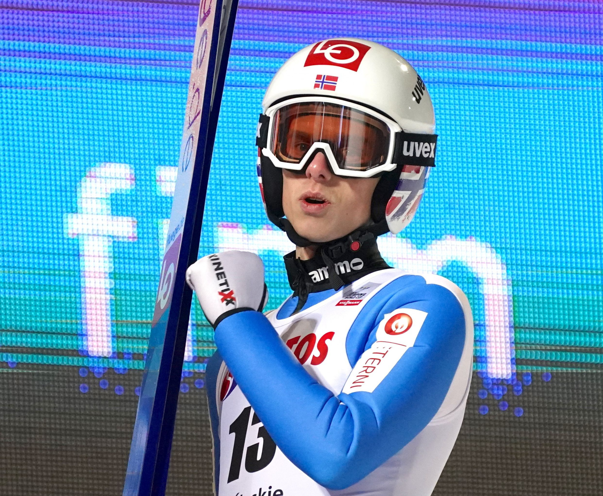 Granerud seeking fifth Ski Jumping World Cup win in a row in Zakopane