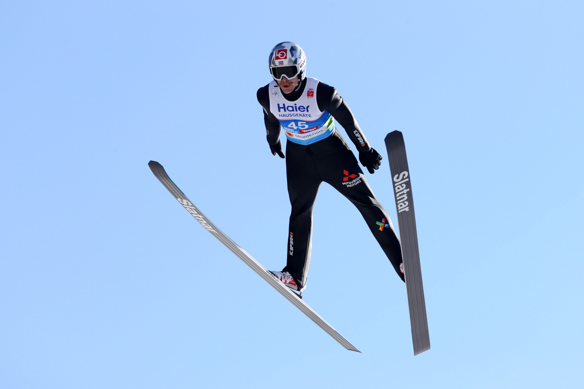 Johansson tops Ski Jumping World Cup qualification in Zakopane