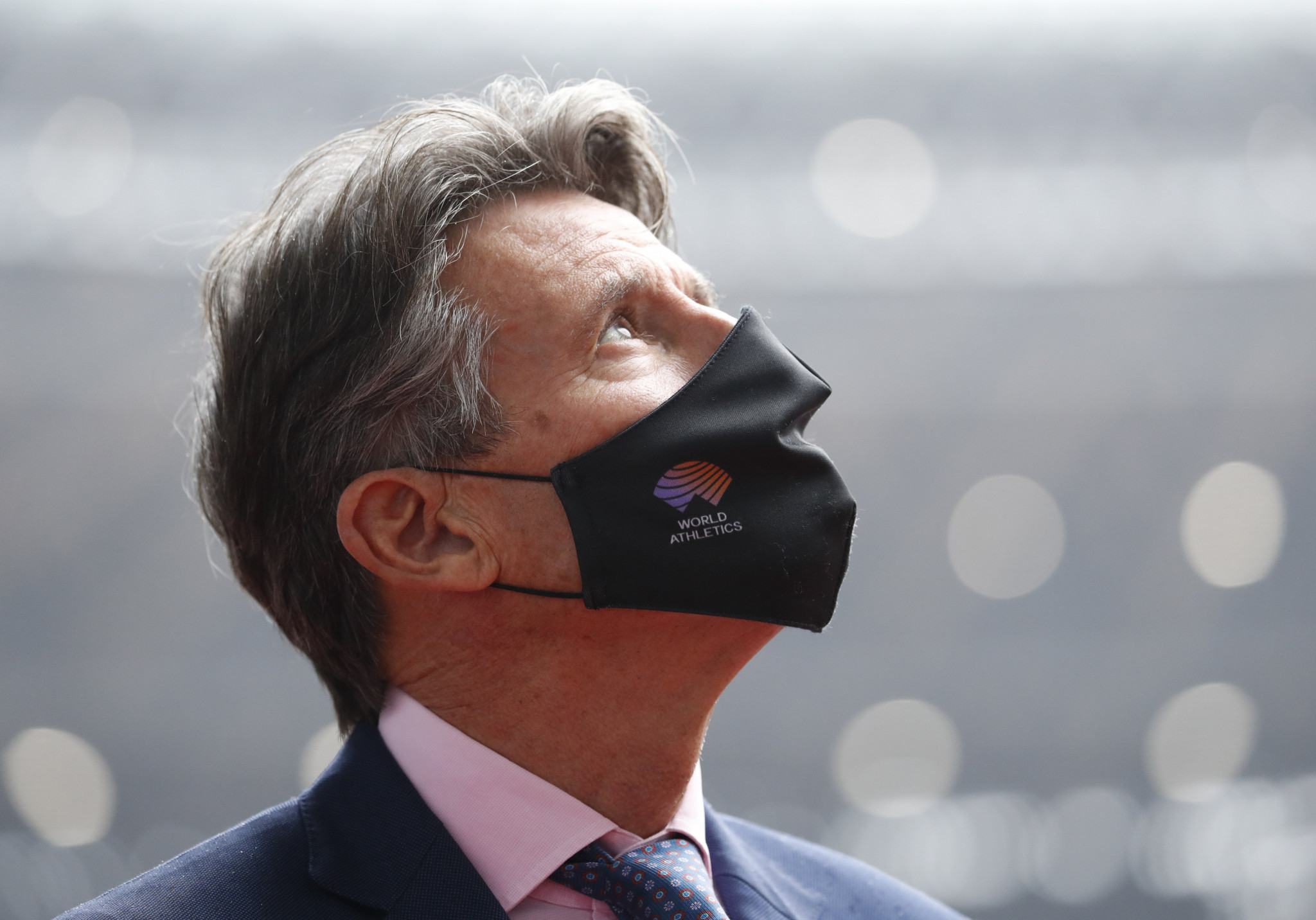 World Athletics President Sebastian Coe has previously support athletes' right to peacefully protest at Tokyo 2020 ©Getty Images