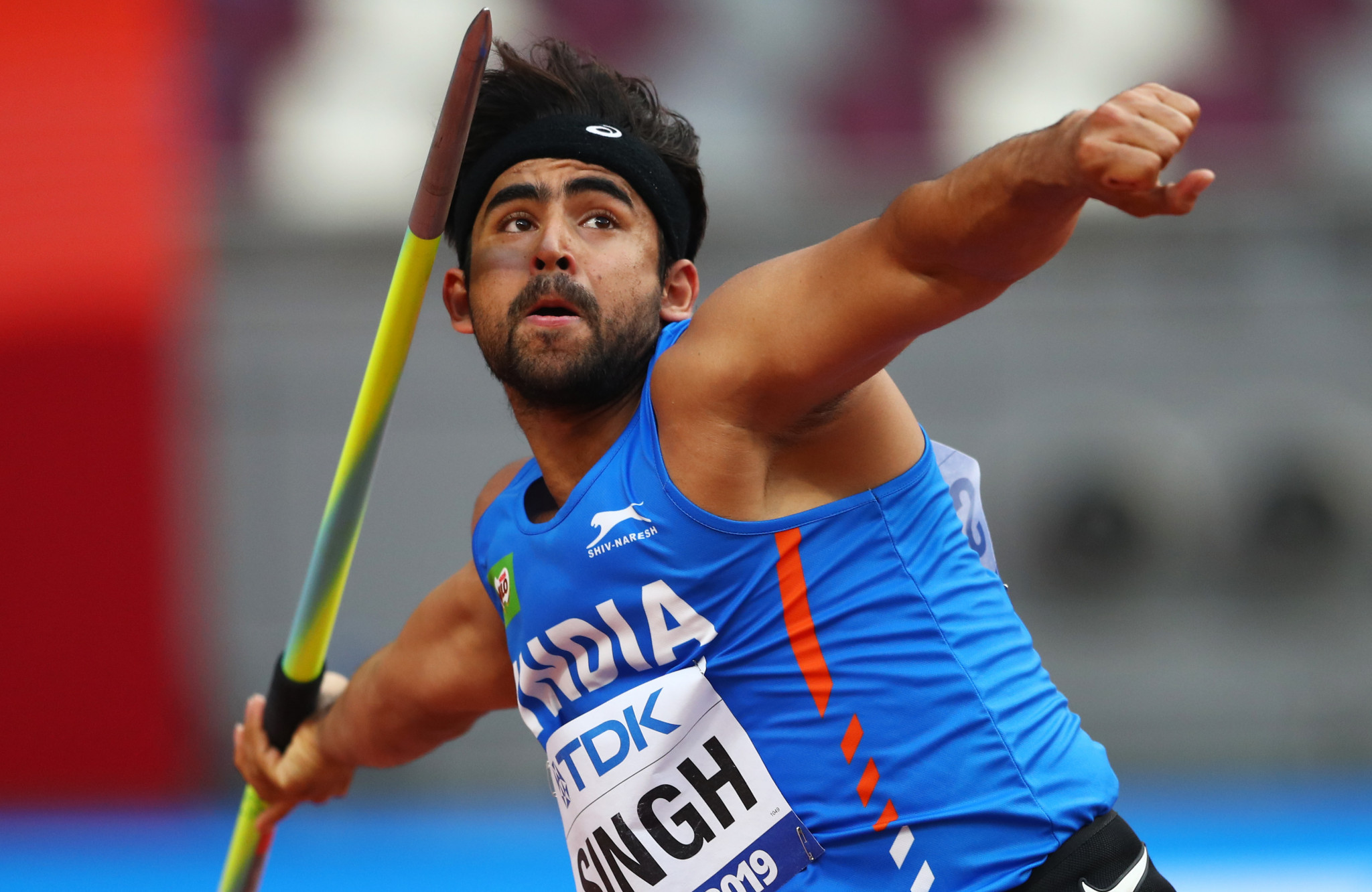 Shivpal Singh is set for his first Olympic Games ©Getty Images