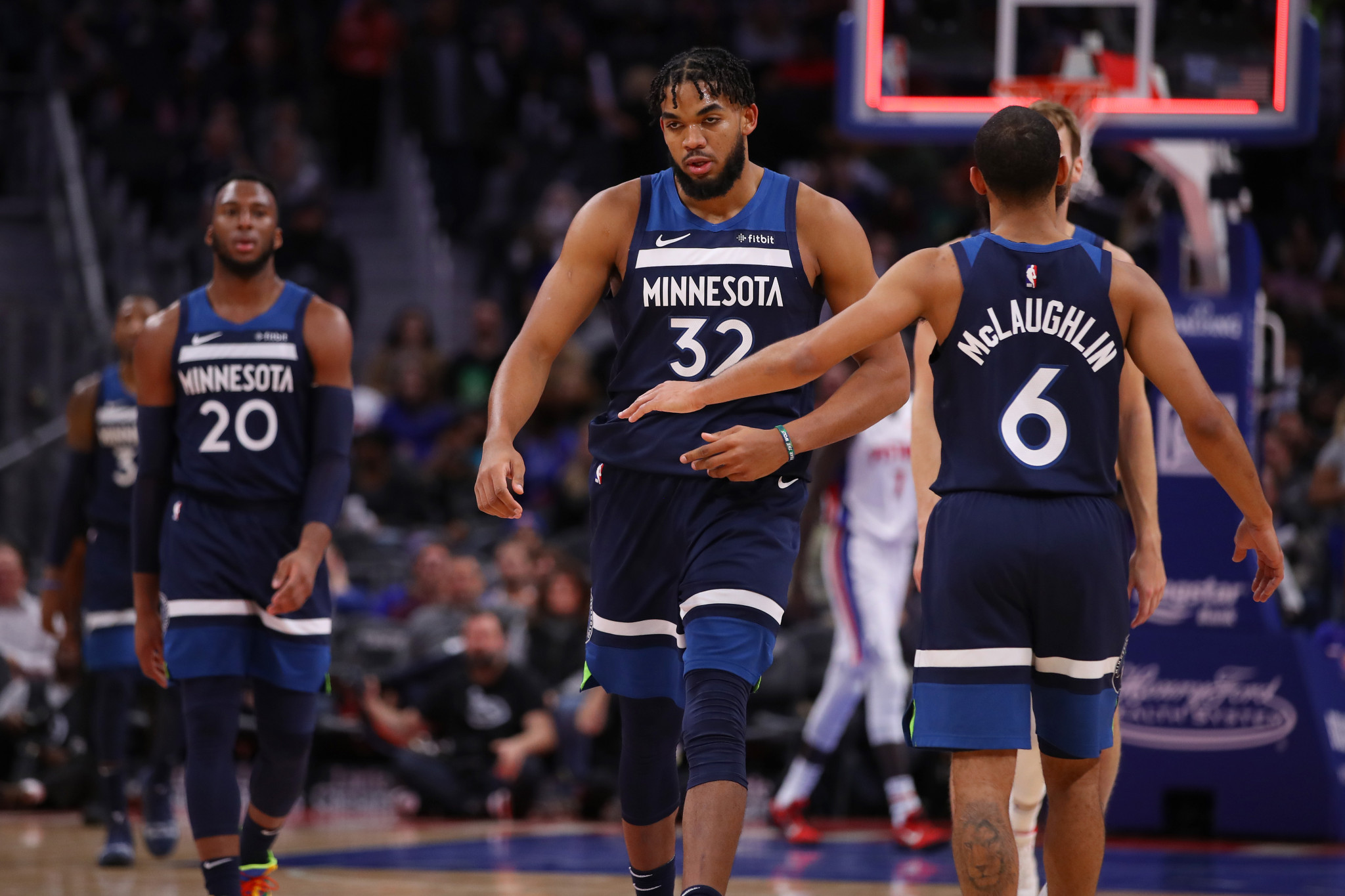Nba Star Towns Lost Mother And Six Other Family Members To Coronavirus