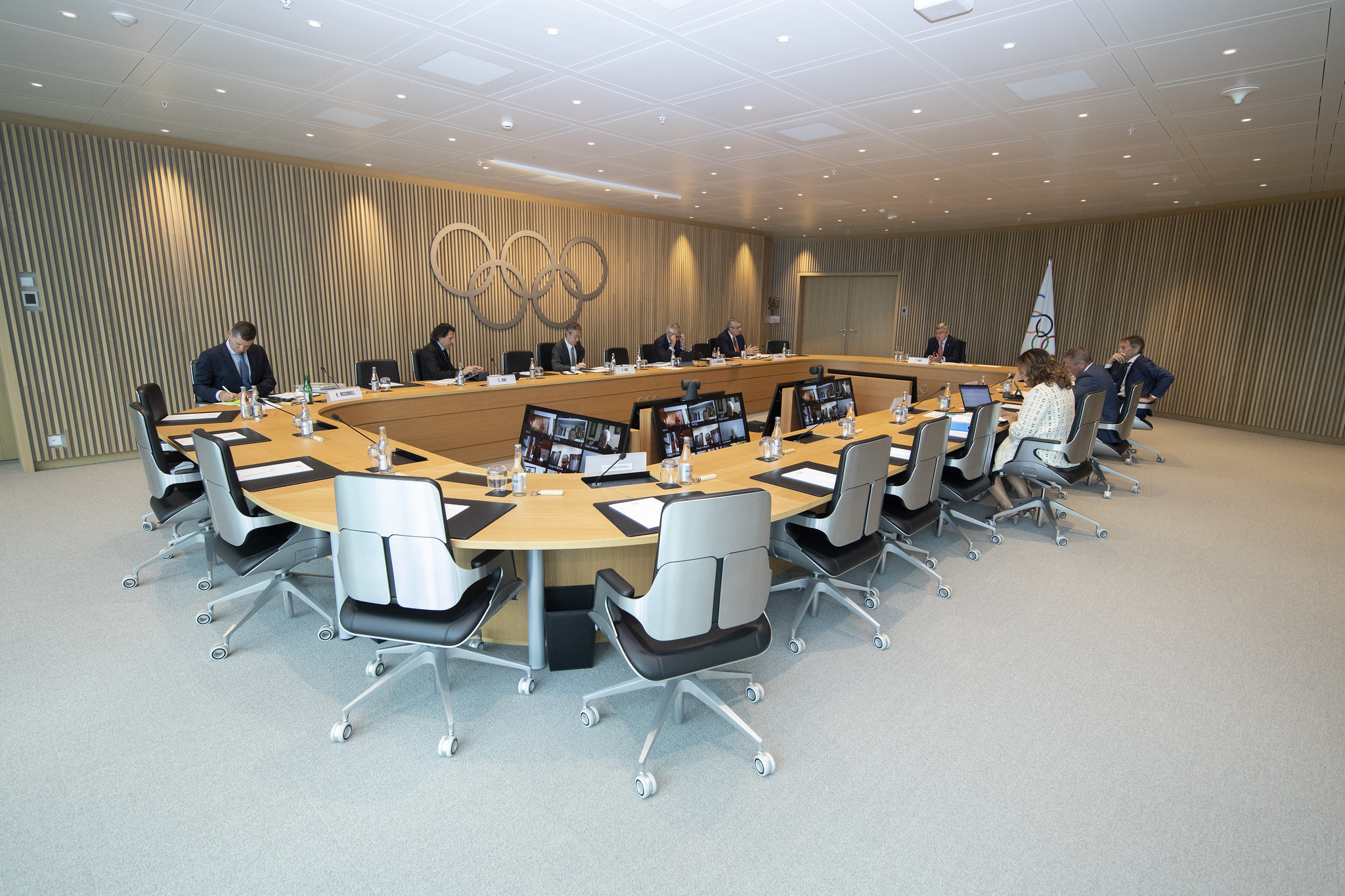 The IOC Executive Board is due to hold its latest remote meeting tomorrow ©IOC