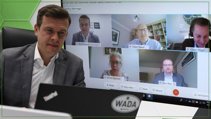 WADA President Witold Bańka has consistenyly outlined his opposition to the Rodchenkov Act ©Twitter