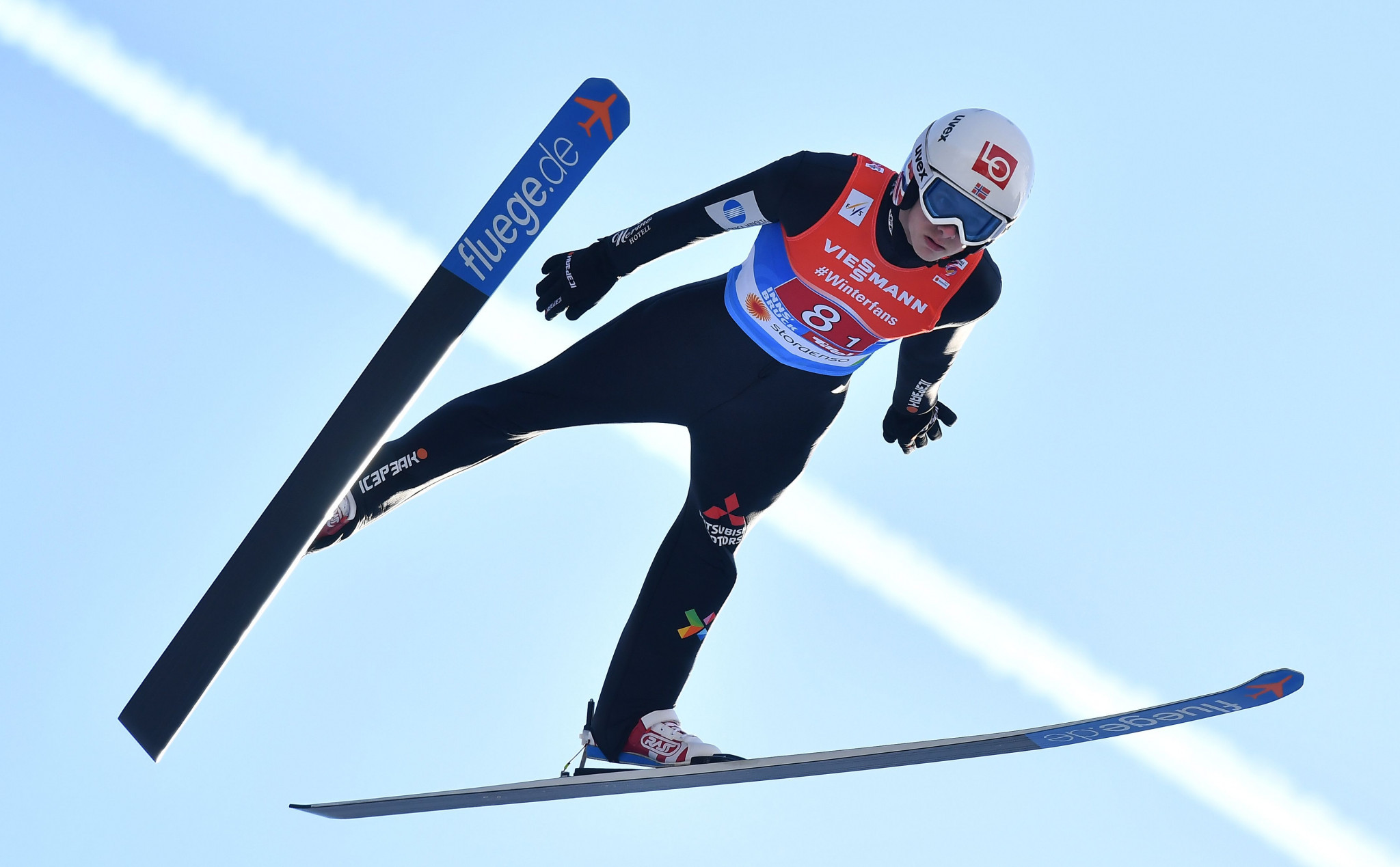 Granerud claims fourth straight Ski Jumping World Cup victory