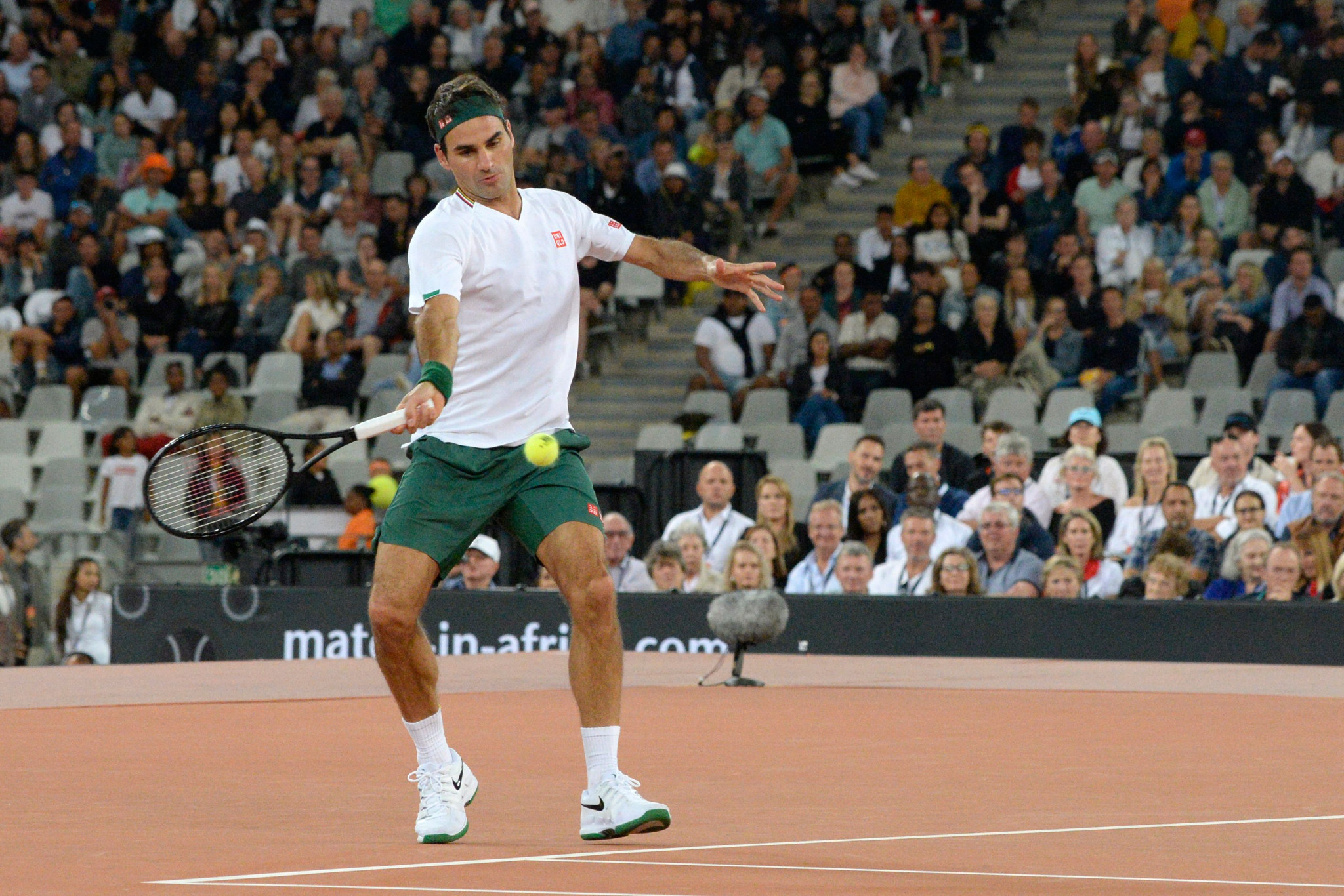"Federer reveals he was ""selfishly"" happy with postponement of Tokyo 2020"