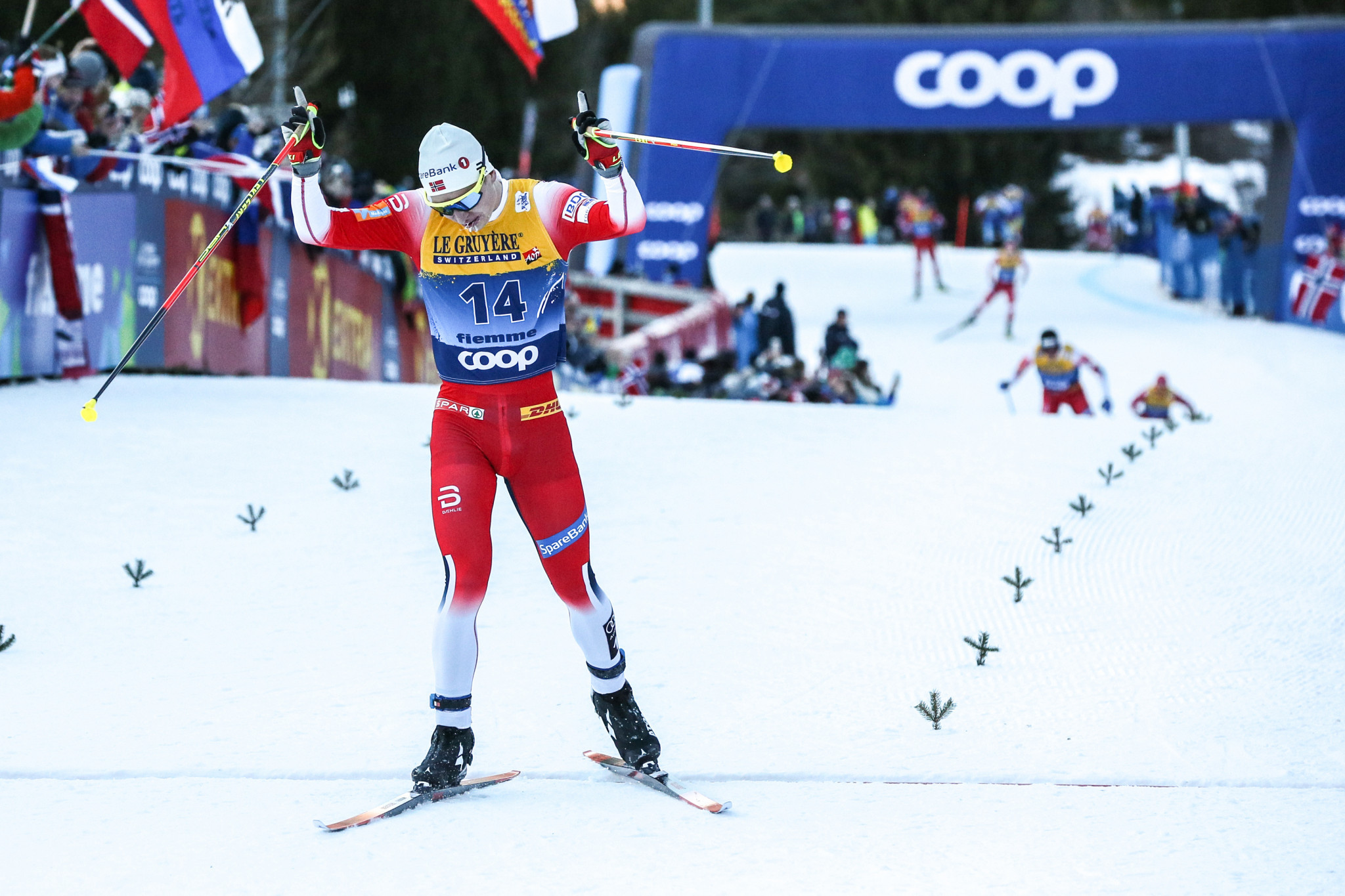 A request to shorten the Tour de Ski was rejected by the FIS ©Getty Images