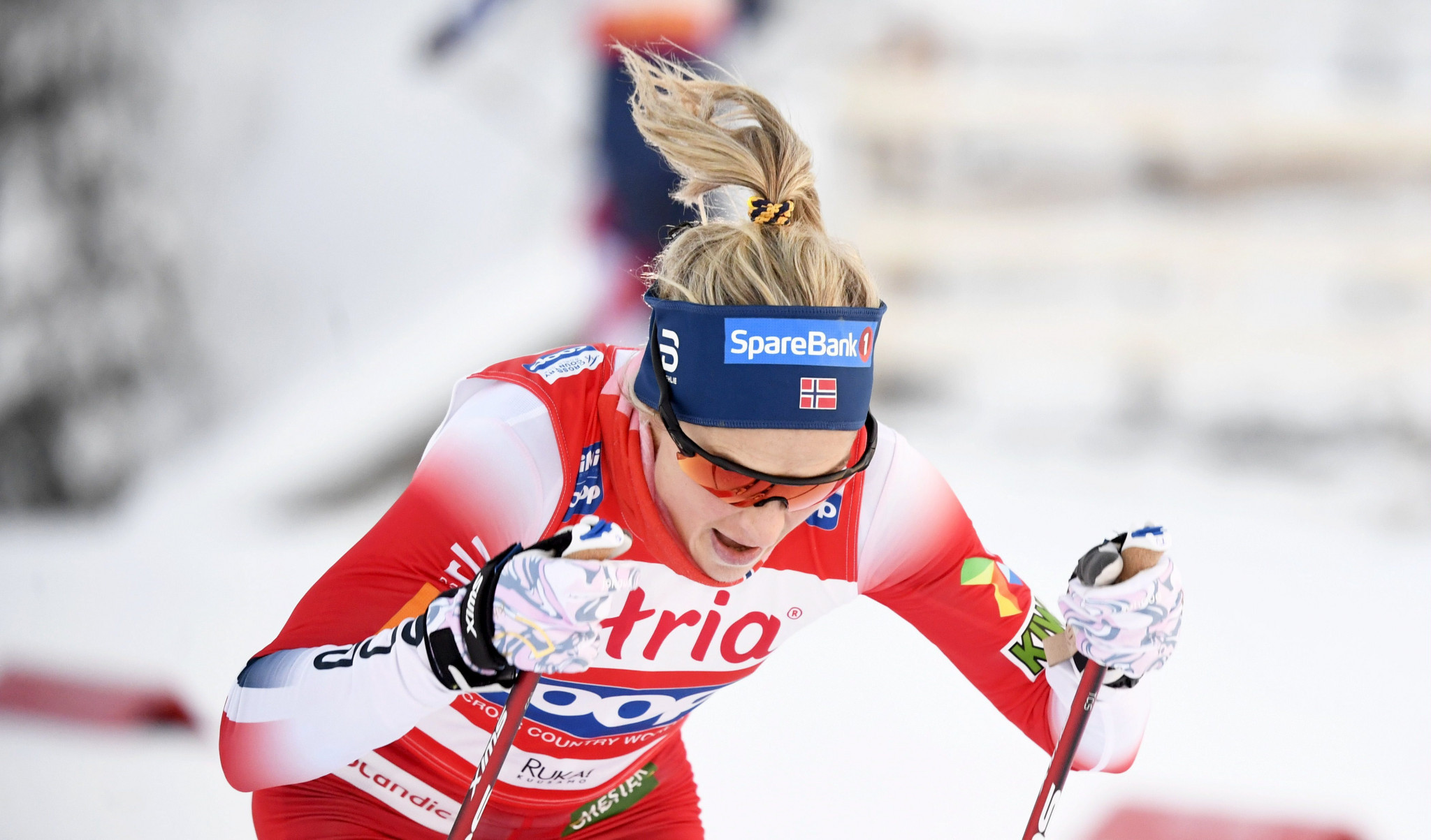 Norwegian cross-country star Therese Johaug is among those to ask for a shortened Tour de Ski ©Getty Images