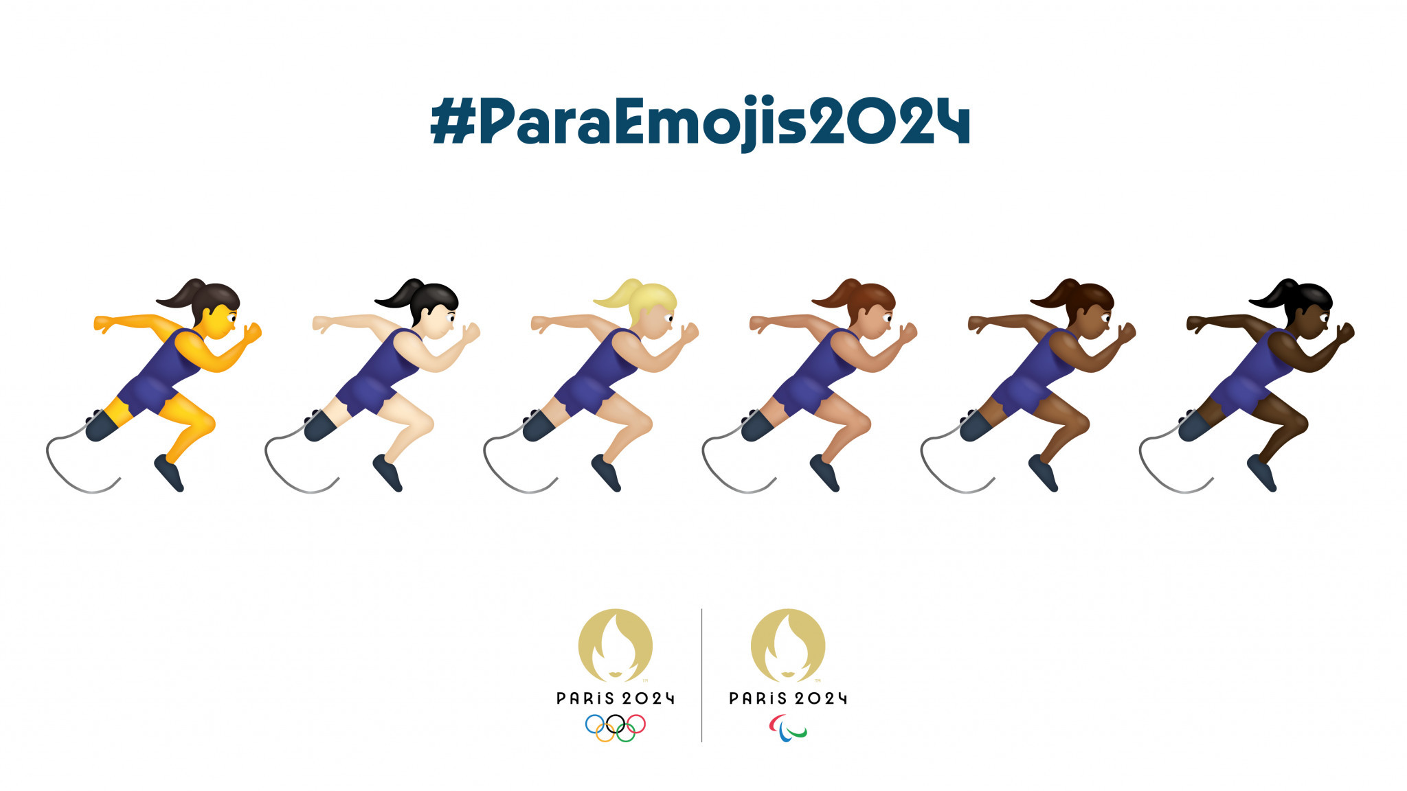 Paris 2024 launch campaign to introduce Paralympic sport emojis