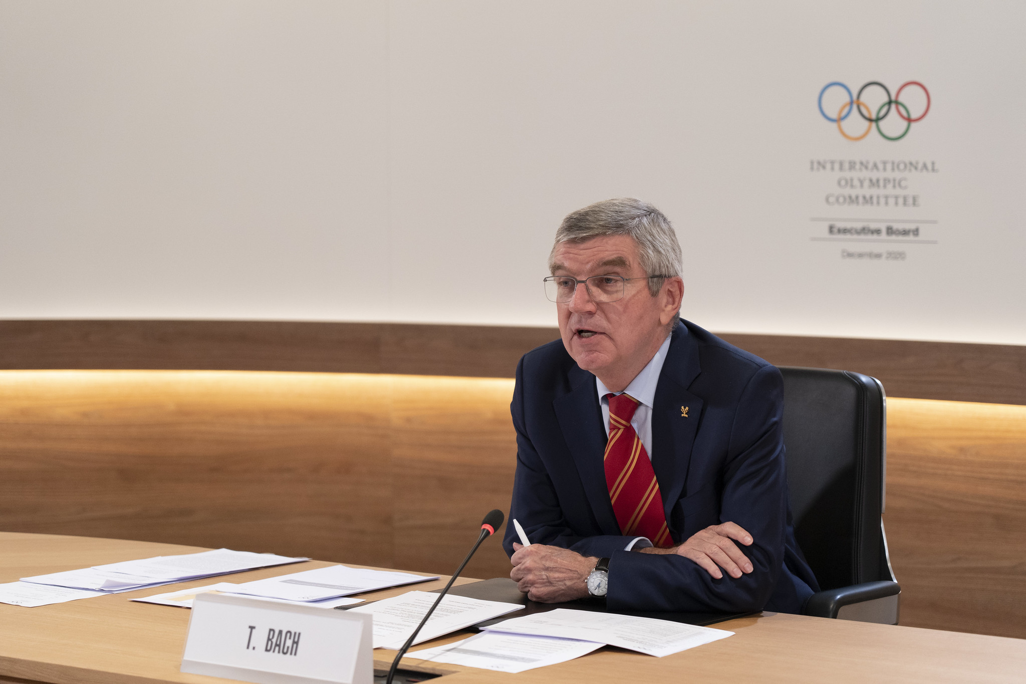 """AIBA """"well aware"""" of IOC concerns with Presidential candidates, claims Bach"""